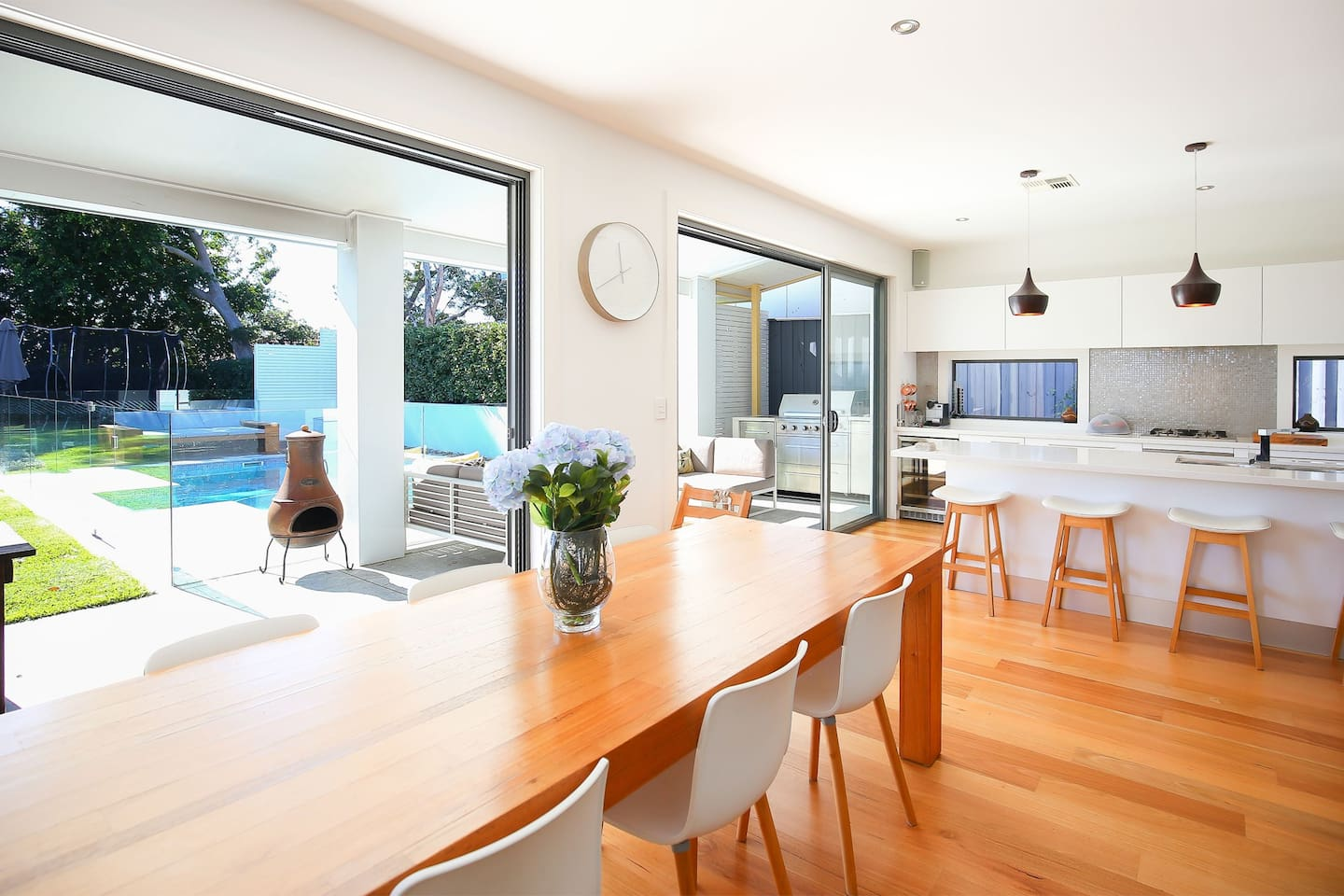 Designer Home near Manly Beaches