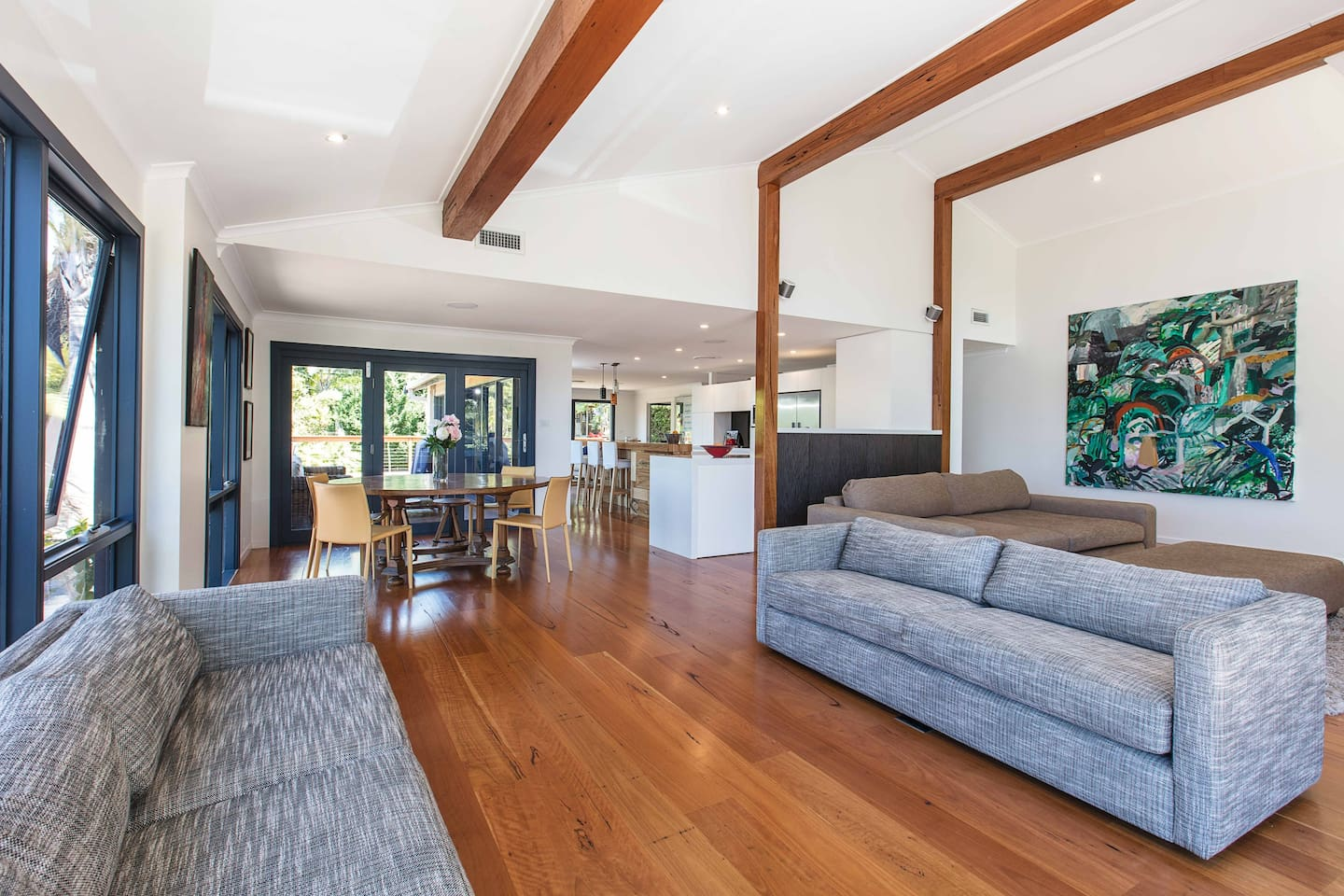 Large peaceful family home - Narrabeen Lakes